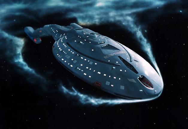 Starship Voyager